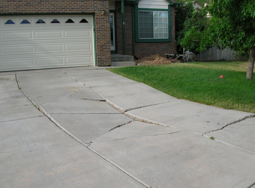 Driveway Repair Mudjacking Milwaukee